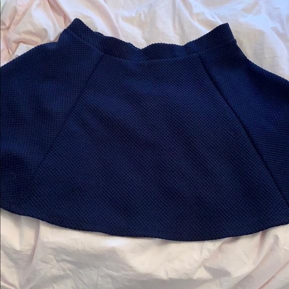 Divided Dresses & Skirts - navy blue skirt